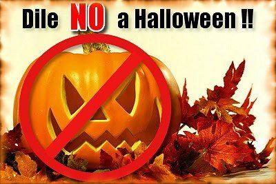 Dile No al Halloween!